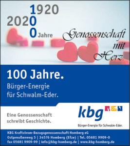 100 Jahre elektrische Energieversorgung in Homberg