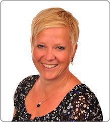 Andrea Wetzel: Ansprechpartnerin für Marketing und Vertrieb