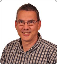 Markus Hoppe als Ansprechpartner bei der KBG